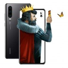 Смартфон Huawei P30 6/128GB Black