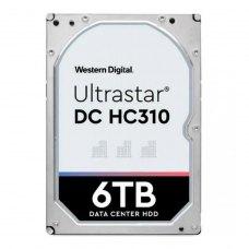 Жорсткий диск 3.5 6TB Western Digital Ultrastar DC HC310 (HUS726T6TALE6L4_0B36039)