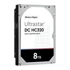 Жорсткий диск 3.5 8TB Western Digital Ultrastar DC HC320 (HUS728T8TAL5204_0B36400) SAS