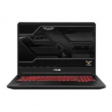 Ноутбук Asus TUF Gaming FX505GD-BQ129 (90NR00T2-M05520) Black