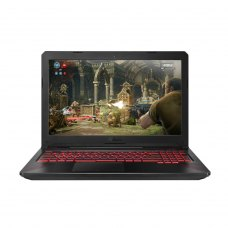 Ноутбук ASUS TUF Gaming FX504GM-E4378 (90NR00Q2-M09680) Black/Red Pattern