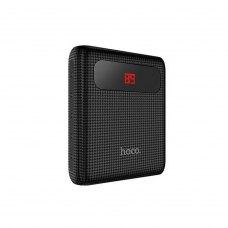 Зовнішній акумулятор PowerBank HOCO B20 Mige 10000mAh (Black)