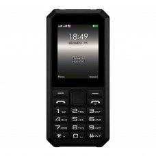 (УЦІНКА)Мобільний телефон Prestigio 1244 (Muze F1) Black ** потертості корпусу, та незначні дисплею, вітринний