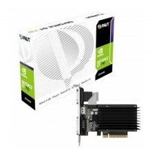 Palit GeForce GT 710 2048MB DDR3 64bit (NEAT7100HD46-2080H)  954/1600, VGA, DVI, HDMI PCI-Ex
