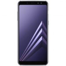 (УЦІНКА)Смартфон Samsung Galaxy A8 2018 (A530F) Orchid Grey ** після сервісу, замінювався дисплей