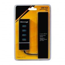 USB хаб Grand-X Travel 4 порта USB3.0 (GH-412)