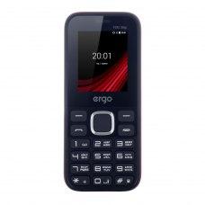 (УЦІНКА)Мобільний телефон ERGO F181 Step Red ** незначні потертості ерану та корпусу, вітринний