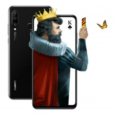 Смартфон Huawei P30 Lite 4/128 Black