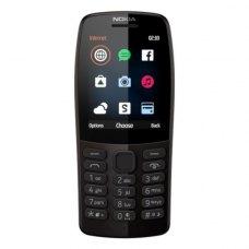 Мобільний телефон Nokia 210 NEW Black