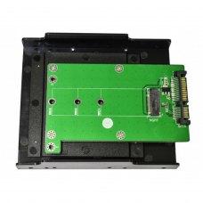 Конвертер Maiwo SATA to M.2 (NGFF) SSD (KT001B)