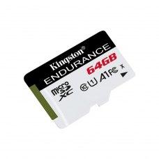 microSDHC карта 64Gb Kingston class10 Kingston Endurance UHS-I U1 A1 (SDCE/64Gb)