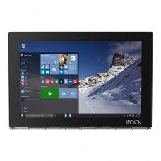 (Уцінка) Планшет Lenovo Yoga Book YB1-X91L 4/128GB LTE Windows Pro Carbon Black (ZA160064UA) ** сильні царапини, плями та потертості