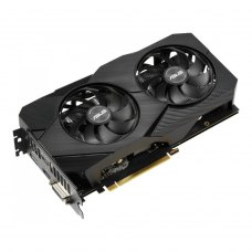 Відеокарта ASUS GeForce GTX1660TI 6GB OC EVO (DUAL-GTX1660TI-O6G-EVO) GDDR6