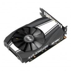 Відеокарта ASUS GeForce GTX1660TI 6GB (PH-GTX1660TI-6G) GDDR6 Dual-ball bearing fans