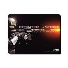 Килимок ігровий, Podmyshku Counter strike, матерчата поверхня, 260x195мм, 2мм