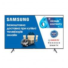 Телевізор Samsung UE43RU7100UXUA 43,3840x2160, LED, Smart TV, 1400 Гц (PQI),HDR, DVB-T2, DVB-С, DVB-T, 2х20,Black