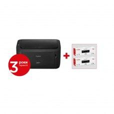 Принтер А4 Canon i-SENSYS LBP6030 (8468B042) + два оригінальних картриджа у подарунок