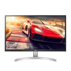 Монітор LG UltraFine 27UL500-W, 27, IPS, 3840x2160, 60Гц
