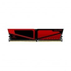 Модуль пам'яті DDR4 8GB 2666 MHz Team Vulcan Red (TLRED48G2666HC15B01)