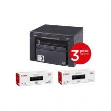 Багатофункціональний пристрій CANON i-SENSYS MF3010 (5252B034) лаз.монохромний + два  оригінальних картиджа у комплекті