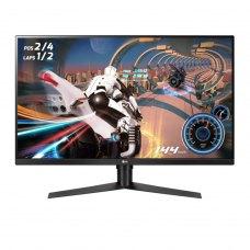 Монітор LG 32GK850F-B  31,5 / VA / матовое / 2560x1440 / 16:9 / HDMI (2x) / DisplayPort / частота обновления: 50-144 Гц