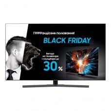 Телевізор Samsung 50 UE50RU7200UXUA Black