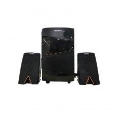 Акустична система 2.1, Greenwave SA-160BT black-orange (R0015304)