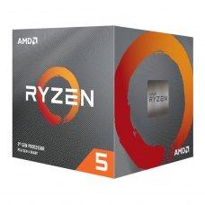 Процесор AMD Ryzen 5 3600X (100-100000022BOX) Socket AM4, 3,8 Ггц (4,4 Turbo) ГГц,кэш-память: 32 МБ,6 ядер,12 потоков,7 нм,Box
