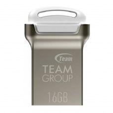 USB флеш 16Gb Team C161 White USB 2.0 (TC16116GW01)