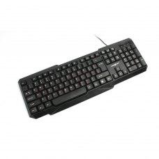 Клавіатура Maxxter KB-211-U мембранна, USB, чорна