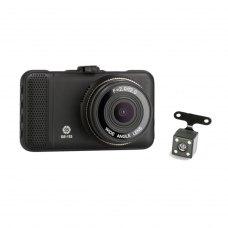 Автомобільний відеореєстратор Globex GE-115  2х камери
