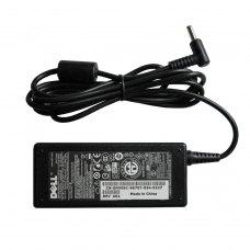 БЖ 65Вт, до ноутбука Dell, під оригінал, 19,5В, 3,34A, коннектор: 4,5х3,0 мм, каб. живлення Grand-X (ACDL65W45)