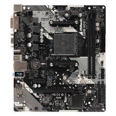Материнська плата ASRock A320M-HDV Rev.4.0 mATX, Socket AM4