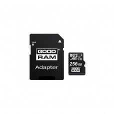 microSDXC карта 256Gb GoodRam class10 UHS-I (M1AA-2560R12)