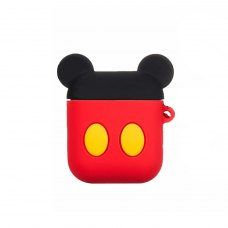 Airpods Silicon case Cartoon series (05) Mickey Mouse