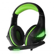 Гарнітура Crown CMGH-2102 Green