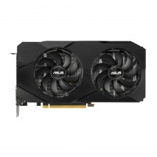 Відеокарта ASUS GeForce RTX2060 DUAL EVO OC 6GB (DUAL-RTX2060-O6G-EVO) GDDR6