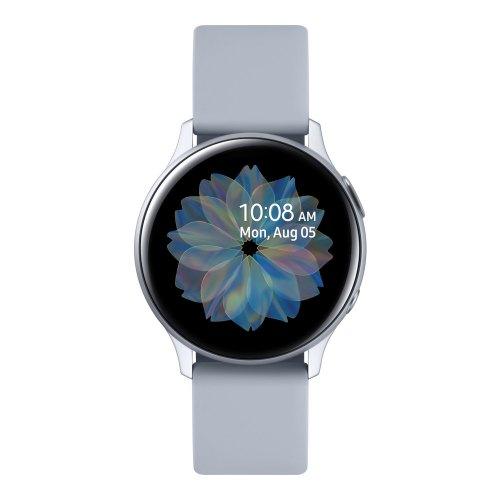 Смарт-годинник Samsung Galaxy Watch Active 2 40mm Aluminium Silver (SM-R830NZSASEK)