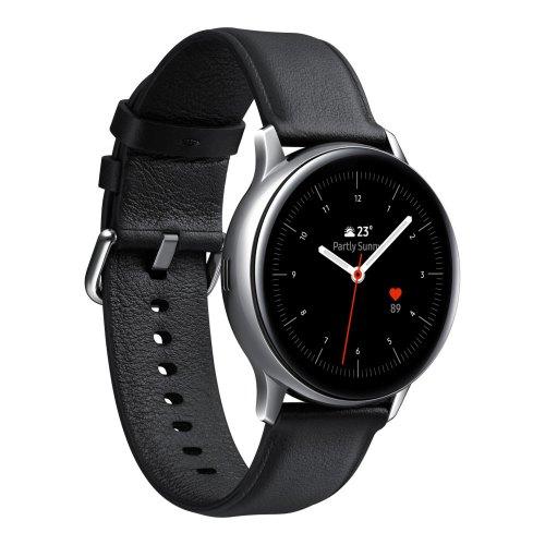 Смарт-годинник Samsung Galaxy Watch Active 2 40mm Stainless Steel Silver (SM-R830NSSASEK)