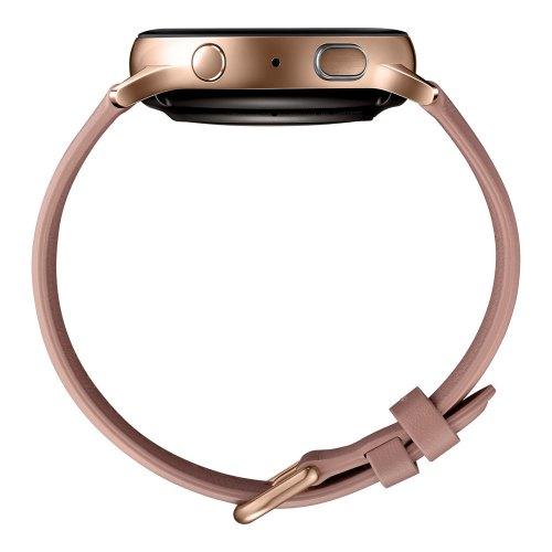 Смарт-годинник Samsung Galaxy Watch Active 2 40mm Stainless Steel Gold (SM-R830NSDASEK)