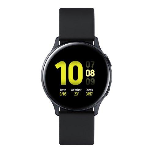 Смарт-годинник Samsung Galaxy Watch Active 2 44mm Aluminium Black (SM-R820NZKASEK)