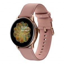 Смарт-годинник Samsung Galaxy Watch Active 2 44mm Stainless Steel Gold (SM-R820NSDASEK)
