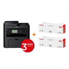 Багатофункціональний пристрій Canon i-SENSYS MF237w c Wi-Fi (1418C162)