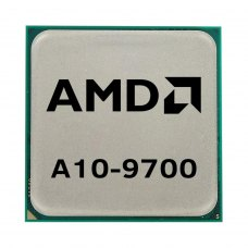 Процесор AMD A10-9700 (AD9700AGABMPK) AM4, 4 ядра, 3.50GHz
