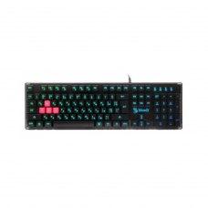 Клавіатура дротова ігрова, A4 Tech B180R RGB Bloody (Black)