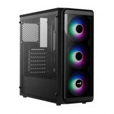 Корпус AEROCOOL SI-5200 Frost tempered glass