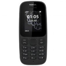 Мобільний телефон Nokia 105 Dual Sim 2019 Black