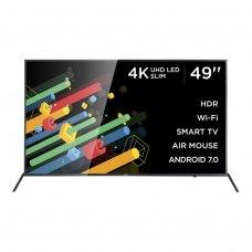 Телевізор ERGO 49DU6510 LED,3840x2160,Smart TV,60Гц,300кд/м2,1200:1,DVB-T,DVB-Т2,DVB-S,DVB-S2,DVB-С