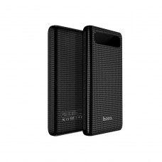 Зовнішній акумулятор PowerBank HOCO B20A Mige 20000mAh (Black)
