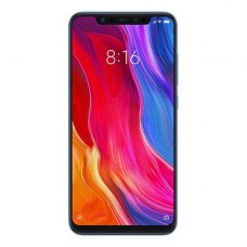 (УЦІНКА)Смартфон Xiaomi Mi8 6/128Gb (Global) Blue ** не працює NFC, вітринний